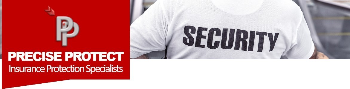 Precise Protect Security Insurance Services plan policy cover Guard